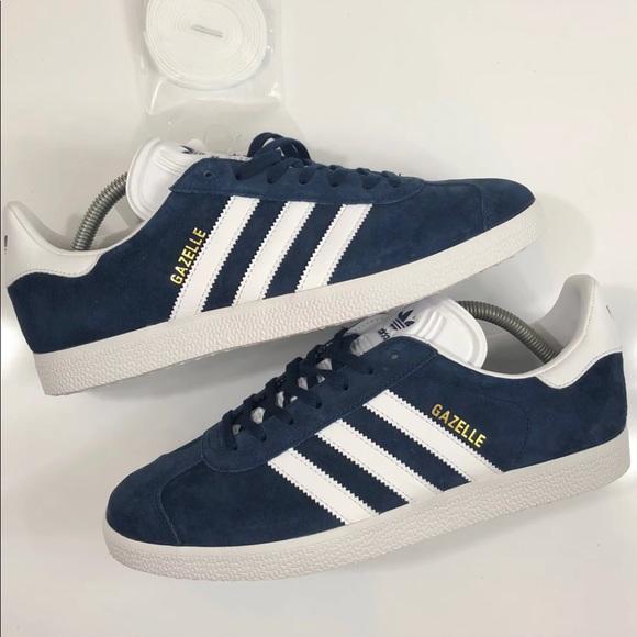 Adidas scarpe nuove wmns gazzella blu scamosciato poshmark